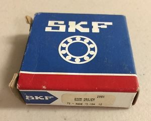 high temperature SKF 6205 2RSJEM Single Row Ball Bearing