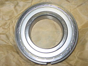 high temperature SKF 6210-ZNBR Single Row Ball Bearing w/ Snap Ring 6210ZNBR