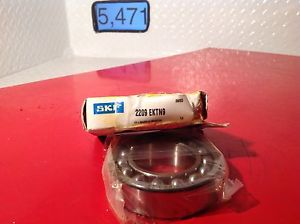 high temperature SKF 2209 EKTN9 SELF ALIGNING BALL BEARING TAPERED BORE