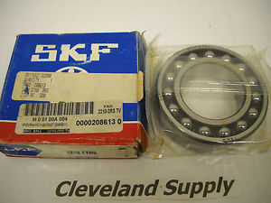 high temperature SKF 2210 ETN9 ROLLER BALL BEARING 50X90X23   CONDITION IN BOX