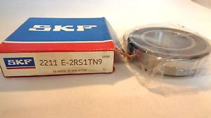 high temperature  IN BOX SKF 2211E-2RS1TN9 SELF ALIGNING BALL BEARING