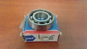 high temperature SKF 6004-JEM 6004JEM DEEP GROOVE BALL BEARING OPEN