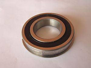 high temperature SKF 6209-2RS1N/C3HT51 Ball Bearing with Snap Ring 45x85x19mm