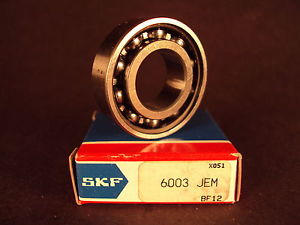 high temperature SKF 6003 JEM, C3 Deep Groove Ball Bearing, 6003JEM