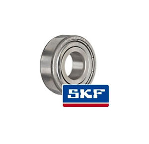 high temperature SKF 6005 2ZJEM Ball Bearing Single Row Double Shield 25 x 47 x 12mm New in Box