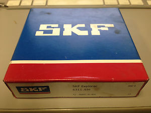 high temperature SKF Explorer 6311 JEM Medium Series Deep Groove Ball Bearing