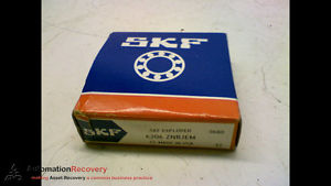 high temperature SKF 6206-ZNR/C3 BALL BEARING INSIDE DIAMETER: 1-1/4IN OUTSIDE DIAMETER,