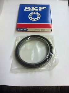 high temperature SKF 61814-2RS1 DEEP GROOVE BALL BEARING SEALED  IN BOX 70X90X10MM