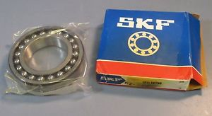 high temperature SKF 1211 EKTN9 Self-aligning Ball Bearing Cylindrical & Tapered 55mm ID Bore New