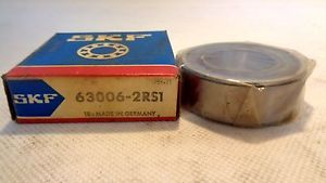 high temperature  IN BOX SKF 63006-2RS1 SHIELDED BALL BEARING