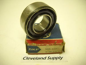 high temperature SKF 5205 A/C3 DOUBLE-ROW BALL BEARING  CONDITION IN BOX