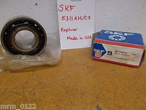 high temperature SKF Explorer 5311 AH/C3 Double Row Ball Bearing 55MM ID New