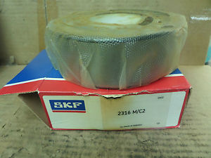 high temperature SKF Ball Bearing 2316 M/C2 2316MC2 New