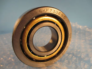 high temperature SKF 7306 BG, 7306BG, Angular Contact Ball Bearing (Fafnir 7306 WNSU, BEGY)