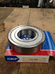 high temperature SKF 6313 Ball Bearing 2ZJEM
