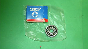 high temperature SKF 6300 QE6 Radial Ball Bearing 0680151647 Open 10mm