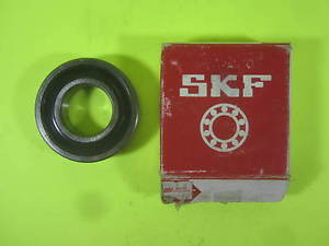 high temperature SKF Ball Bearing — 6207-RS1/C3 — New