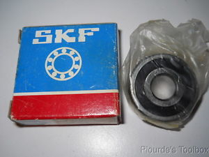 high temperature New SKF 10mm Bore Single Row 2-Seals Radial Ball Bearing, 30mm OD, 6200-2RSJEM