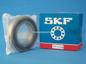 high temperature SKF Explorer 6009 2RSJEM Deep Groove Ball Bearing (New)