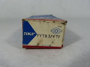 high temperature SKF FYTB3/4TF Ball bearing Flange Unit !  !