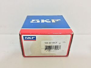 high temperature FACTORY SEALED! SKF BALL BEARING YAR207-104-2F YAR2071042F
