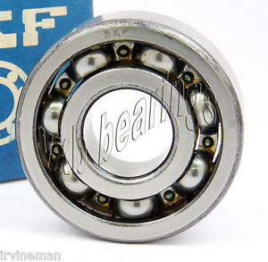 high temperature 6026 SKF Bearing 130x200x33 Open Large Ball Bearings Rolling