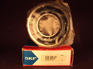 high temperature SKF 5308ENR C3, 5308 ENR, (3308 ENR), Double Row Ball Bearing
