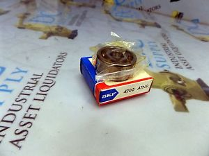high temperature SKF 4200 ATN9 DOUBLE ROW BALL BEARING NIB