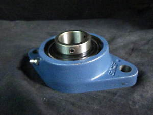 high temperature Bearing SKF FYTB-30-TF Flange-Mount Ball Bearing Unit Two-Bolt 30mm/1.18in Bore