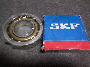 high temperature  SKF 7309 BECBY Angular Contact Ball Bearing 45MM X 100MM X 25MM