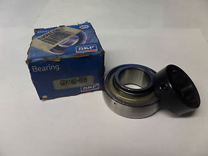 high temperature SKF Ball Bearing Insert with Collar GRA102-RRB GRA102RRB New
