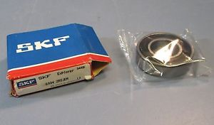 high temperature SKF 6004 2RSJEM Sealed C3 Single Row Ball Bearing 20 x 42 x 12mm NIB