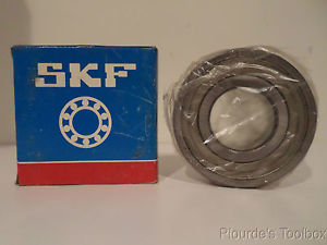 high temperature New SKF Double Shield Ball Bearing, 40mm Bore, 90mm OD, 23mm Width, 6308-2ZJEM