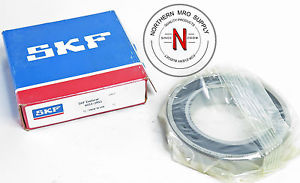 high temperature SKF 6011-2RS1 DEEP GROOVE BALL BEARING, 55mm x 90mm x 18mm, FIT C0, DBL SEAL