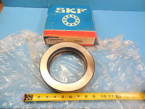 high temperature  SKF 51226 THRUST BALL BEARING INDUSTRIAL MADE IN USA GROOVED