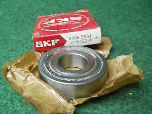 high temperature SKF 6306  2RSJ  Bearing Old Stock Ball Bearings