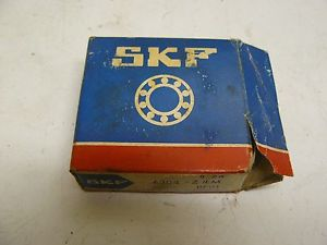 high temperature  SKF 6304 – ZJEM BALL BEARING SINGLE ROW DEEP GROOVE 20X52X15MM
