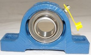 high temperature New Pillow Block Ball Bearing Two-Bolt Base Standard Duty SKF P/N: SY1.FM