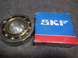 high temperature  SKF 7309 BECBM Angular Contact Ball Bearing 45MM X 100MM X 25MM