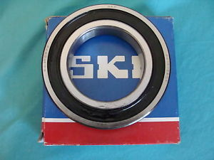 high temperature  SKF SEALED DEEP GROOVE BALL BEARINGS 6215-2RS1