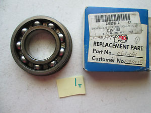 high temperature  IN BOX SKF 6208 NR 6208NR 066091 BALL BEARING (WL45)
