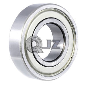 high temperature 10x SS6203-ZZ Ball Bearing 17mm x 40mm x 12mm Metal Sealed Stainless Steel