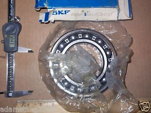 "high temperature  SKF 6216 RS1/C3HT51 BALL BEARING 3.143""ID x 5.512""OD x 1.037""W"