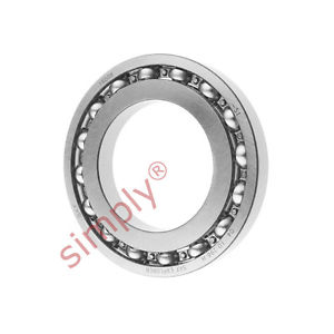 high temperature SKF 16008 Open Deep Groove Ball Bearing 40x68x9mm