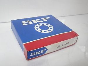 high temperature SKF 6219-2RS1 6219-2RS1 deep groove ball bearing * IN BOX*