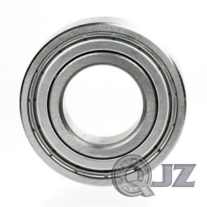 high temperature 1x SS6203-ZZ Ball Bearing 17mm x 40mm x 12mm Metal Sealed Stainless Steel