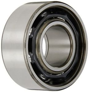 high temperature SKF 3309 A/C3 Double Row Ball Bearing, Converging Angle Design, 32° Contact