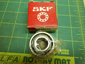 high temperature SKF BALL BEARING 1987-12 5202 HC 72 USA BF02 DOUBLE ROW OF BALLS (QTY 1) #4554A