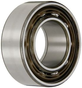 high temperature SKF 3209 ATN9 Double Row Ball Bearing, Converging Angle Design, ABEC 1