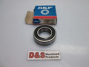 "high temperature SKF 6005-2RS1/C3HT51 Enclosed Single Ball Bearing 1"" Inner, 1-7/8"" Outer"